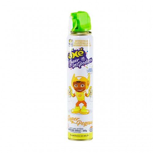 Espuma em Spray com Cheirinho de Melão