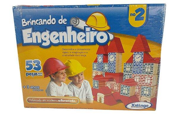 Brincando de Engenheiro