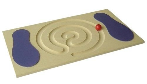 Prancha de Equilíbrio Espiral