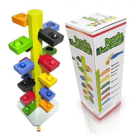 Torre Desafio Funcional