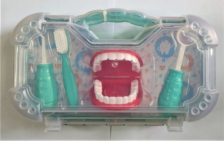 Maleta Dentista 7 Peças