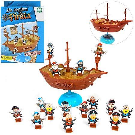Navio Equilibrista Piratas