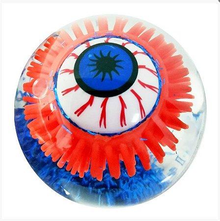 Bola Aliviadora de Ansiedade Olho Com Led