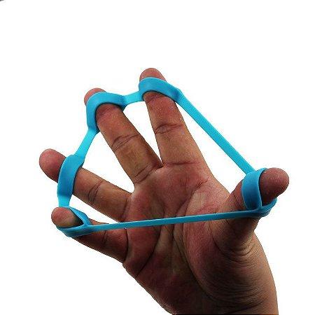 Gripper elástico para treino da mão
