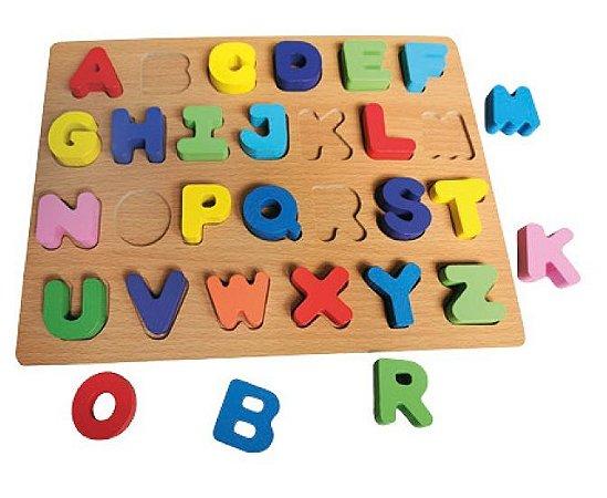 Tabuleiro Didático Alfabeto
