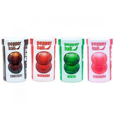 Pepper Ball Plus Comestível Dupla 3g Pepper Blend