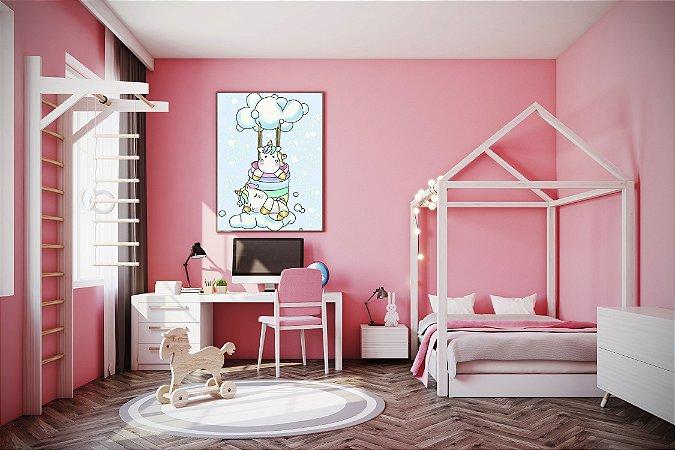 Quadro Decorativo Para Quartos Infantis Femininos