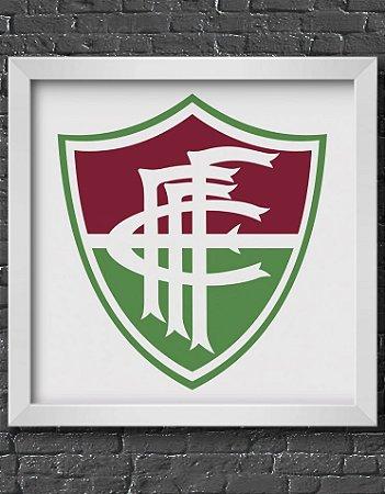 Quadro Decorativo Time: Fluminense Football Clube - FFC