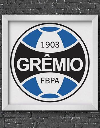Quadro Decorativo Time: Grêmio - FBPA (Grêmio Foot-Ball Porto Alegrense)