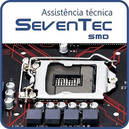 Troca do Socket Asus ROG STRIX B360-H GAMING OPTANE