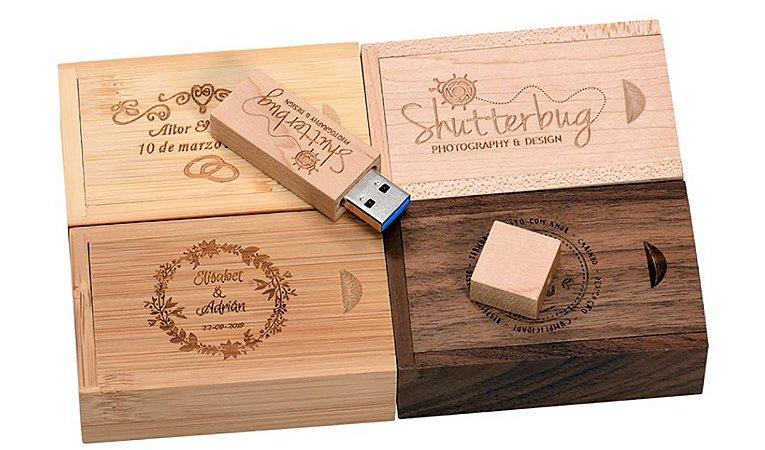 Kit Wood Bamboo Color - para Fotógrafos