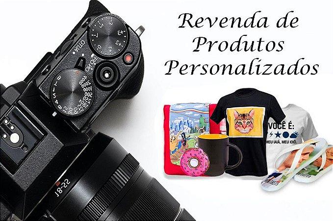 Kit Renda Extra - Revenda de Produtos Personalizados para Fotógrafos