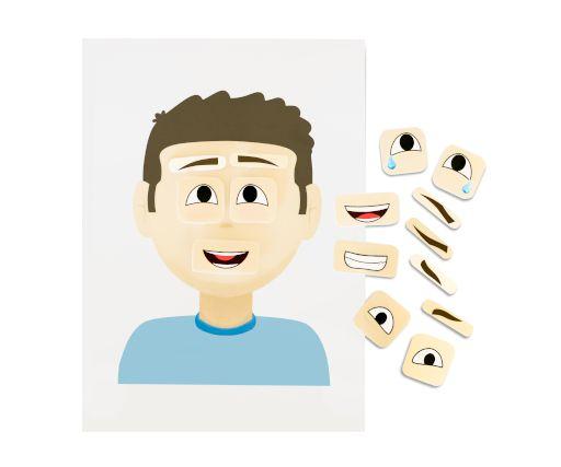 Caixa Emoções - Trabalhando com as emoções