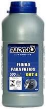 DOT4 RQ7040 - 500ml CAIXA COM 12 UNIDADES