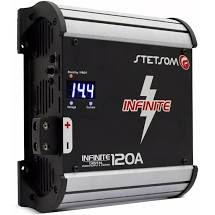 Fonte Automotiva Stetsom Infinite 120a Carregador Bateria