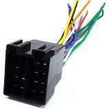 Conector Plug Do Chicote Do Radio 16 Vias Universal