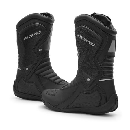 Bota Speed Low Acero Preto