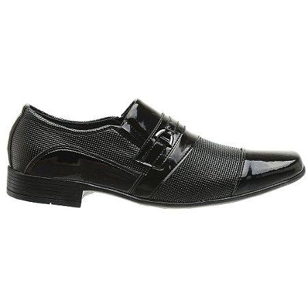 Sapato Social Verniz Sola de Borracha 1021E