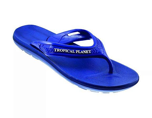 Chinelo Alcalay Azul