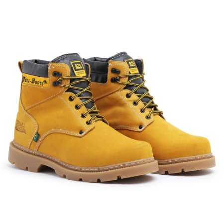Bota Adventure Bell Boots Casual - Milho - Ref 801