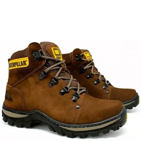 BOTA CATERPILLAR ROBUST - CHOCOLATE