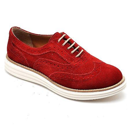 Oxford Vermelho