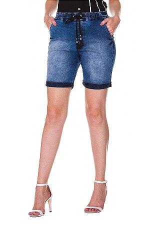 Shorts com detalhe cordão Rosa K