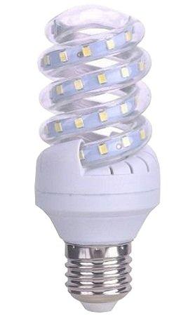 Lâmpada LED Espiral 9w