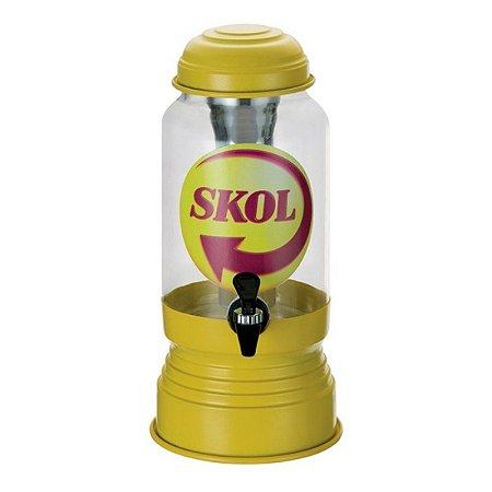 Torre Cervejeira Skol 2,6 litros