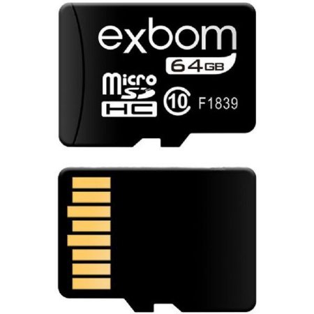 Cartão De Memória 64 Gb Micro Sd