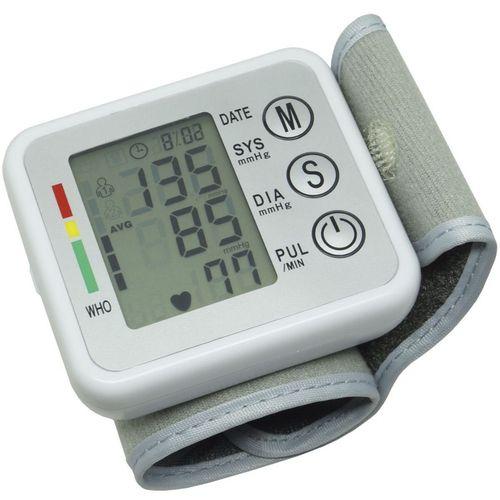 Medidor de pressão arterial digital