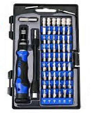 Kit De Ferramentas 60 Em 1 Chave Para Dispositivos