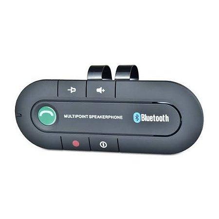 Receptor Bluetooth Usb Transmissão Automotivo