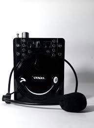 Microfone Kit Professor Sate Multi-function Megaphone