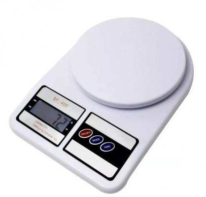 Balança Para Cozinha Digital 10 Kg