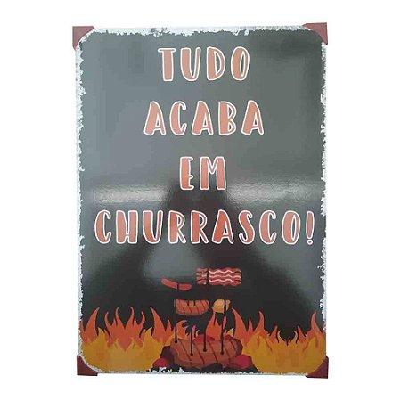 Quadros Decorativo para Churrasco