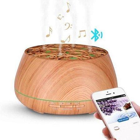 Umidificador  com Bluetooth
