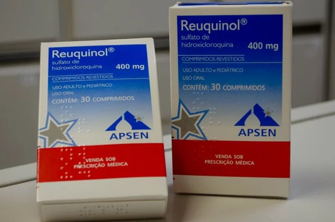 Reuquinol Hidroxicloroquina -  400 mg 30 comprimidos