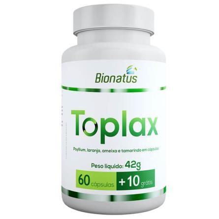 TOPLAX BIONATUS 60 CAPSULAS + 10 GRÁTIS
