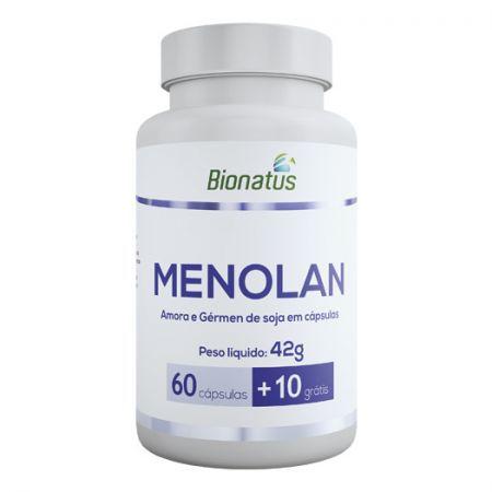 MENOLAN BIONATUS 60 CAPSULAS + 10 GRÁTIS