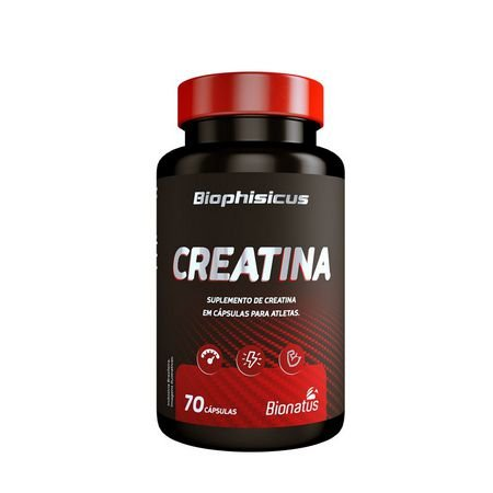 CREATINA BIONATUS 70 CAPSULAS