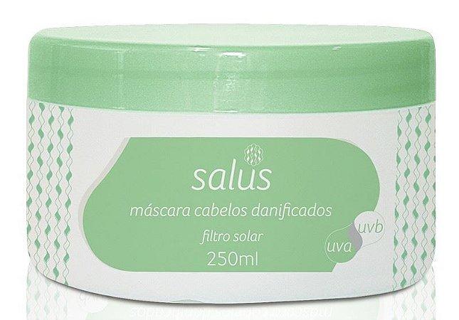 SALUS MASCARA CABELOS DANIFICADOS UVA/UVB 250GR
