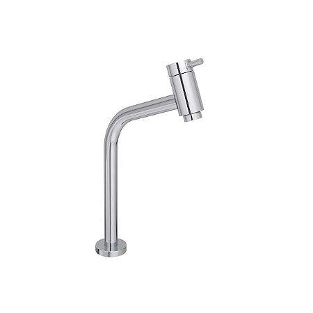 Torneira de mesa conforto bica alta para lavatório Link