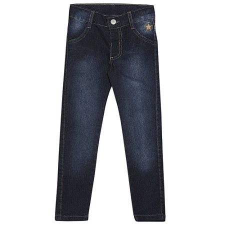 Calça Infantil Popstar Skinny Jeans