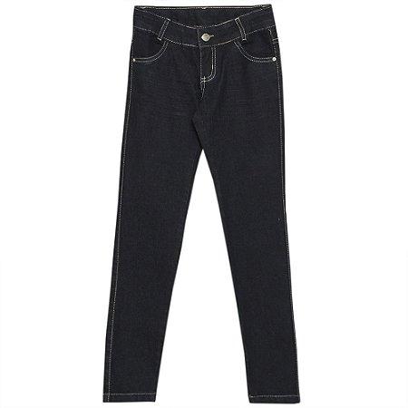 Calça Juvenil Popstar Skinny Jeans