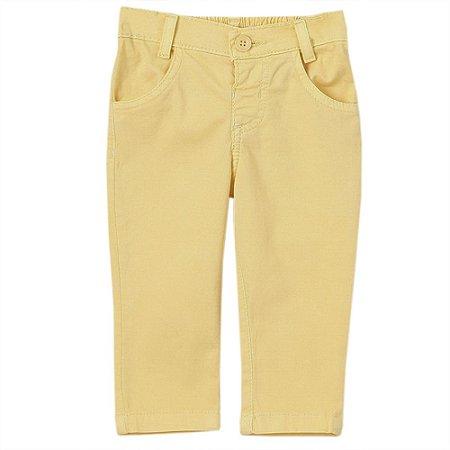 Calça Bebê Look Jeans Skinny Collor