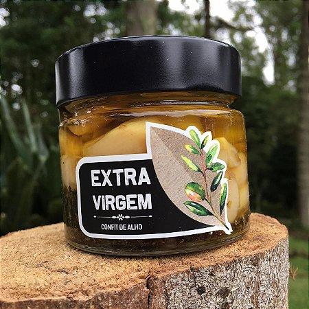 Confit de Alho Extra Virgem