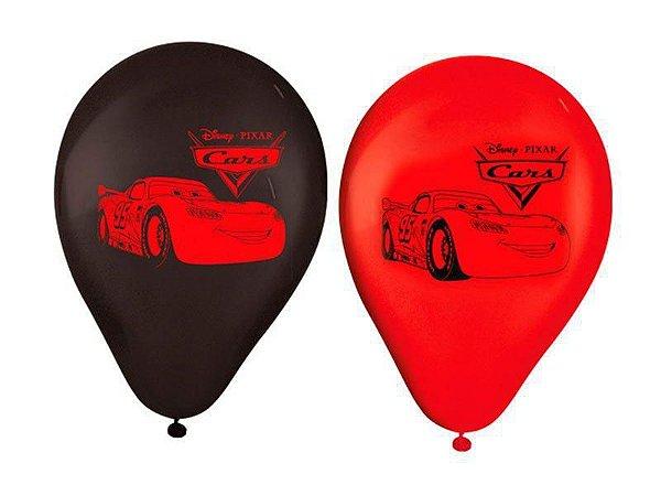 Balão Regina Cars
