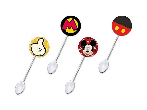 Colher para Docinho Mickey