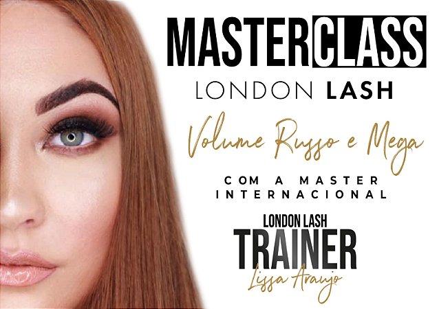 Curso Master Class Volume Russo e Mega